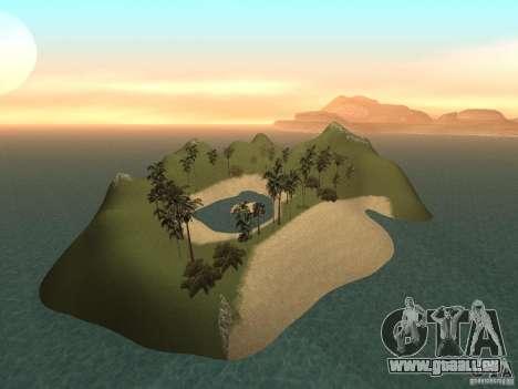 Volcano pour GTA San Andreas