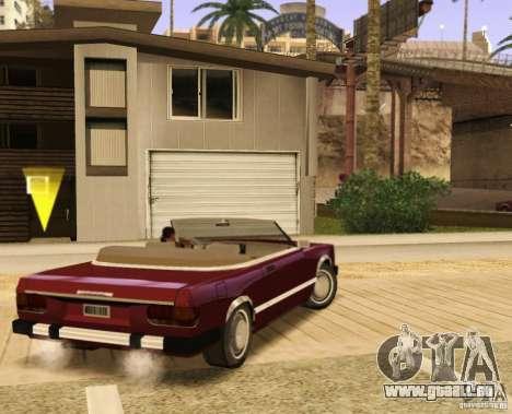 Feltzer HD v2 für GTA San Andreas linke Ansicht
