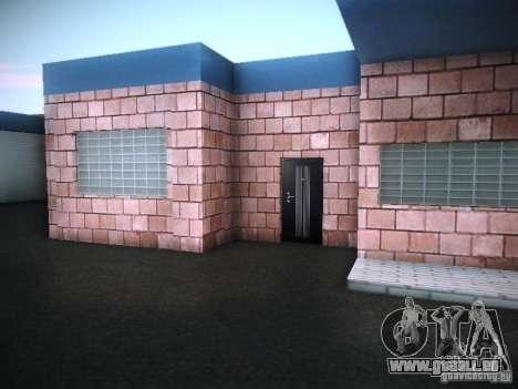 Nouveau garage à San Fierro pour GTA San Andreas quatrième écran