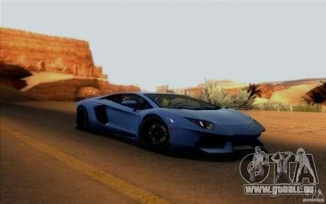 RoSA Project v1.0 pour GTA San Andreas cinquième écran