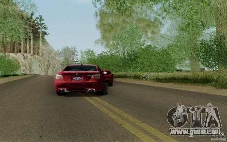 Seat Ibiza Cupra für GTA San Andreas rechten Ansicht