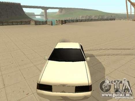 Fortune par Foresto_O pour GTA San Andreas vue intérieure