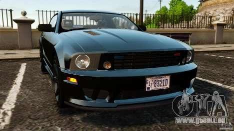 Saleen S281 Extreme Unmarked Police v1.5 für GTA 4