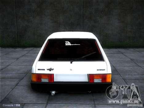 VAZ 2109 Rostow für GTA San Andreas rechten Ansicht