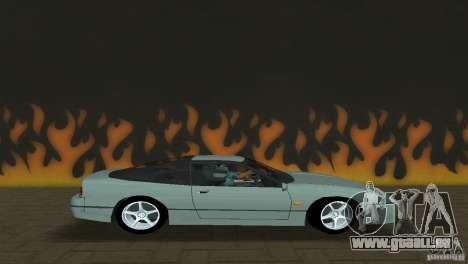 Nissan 200SX für GTA Vice City linke Ansicht