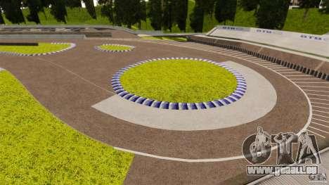 Meihan Circuit für GTA 4 sechsten Screenshot