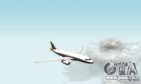 Airbus A319 British Airways Olympic Dove für GTA San Andreas