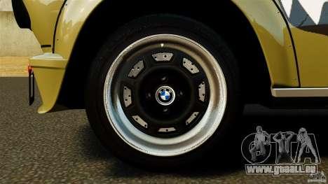 BMW 2002 Turbo 1973 für GTA 4 Rückansicht
