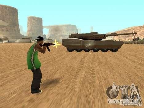 Alliés intellectuelle pour GTA San Andreas