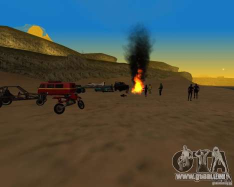 Strand-večirinka für GTA San Andreas