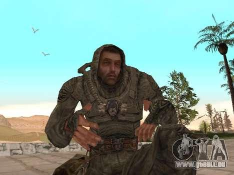 Eine große Packung gratis Stalker für GTA San Andreas her Screenshot