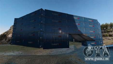 Un nouveau refuge pour GTA 4 secondes d'écran