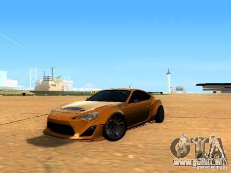 Toyota FT86 Rocket Bunny V2 pour GTA San Andreas