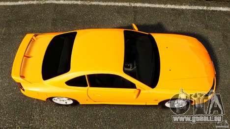 Nissan Silvia S15 Stock pour GTA 4 est un droit
