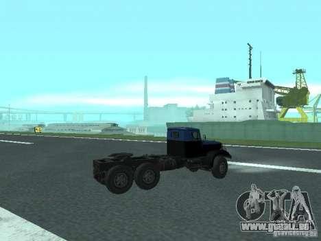 YAZ 214 pour GTA San Andreas vue de droite