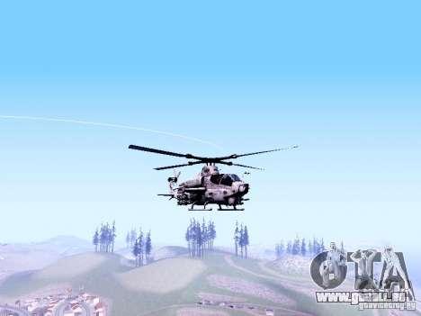 AH-1Z Viper pour GTA San Andreas