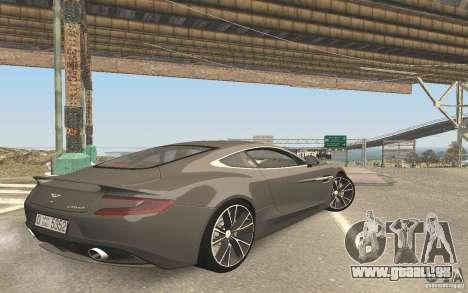 Réflexion nouvelle sur la voiture pour GTA San Andreas quatrième écran