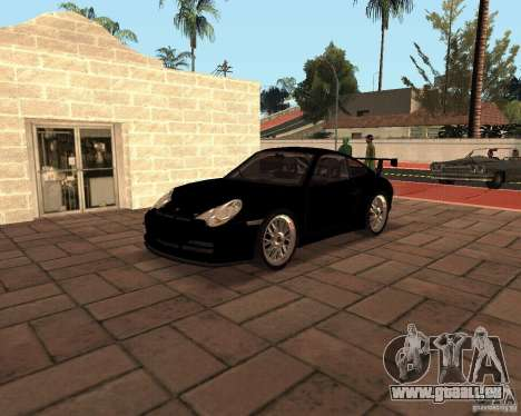 Porsche 911 GT3 RS pour GTA San Andreas salon
