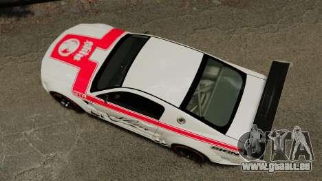 Ford Mustang GTR pour GTA 4 est un droit