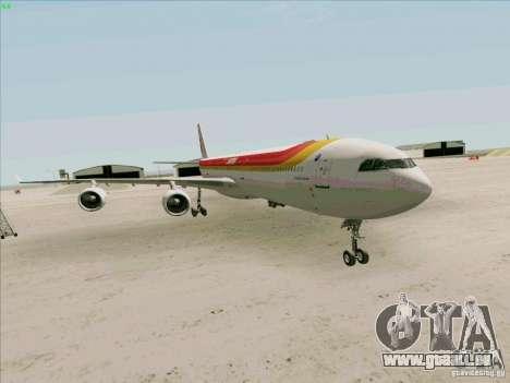 Airbus A-340-600 Iberia pour GTA San Andreas