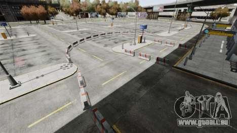 Dérive-piste à l'aéroport pour GTA 4 septième écran