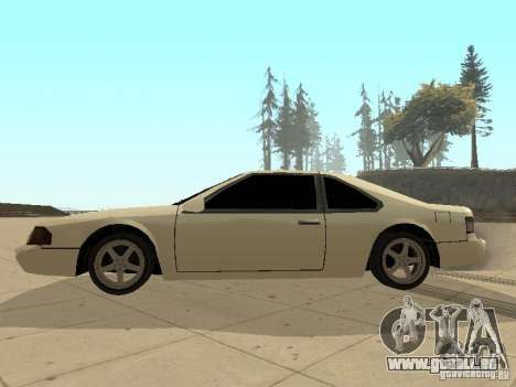 Fortune par Foresto_O pour GTA San Andreas laissé vue