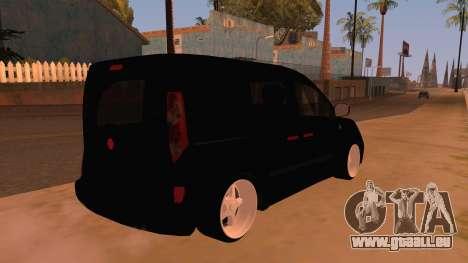Renault Kangoo für GTA San Andreas rechten Ansicht