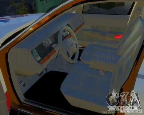 Ford Crown Victoria for FlyUS Car pour GTA 4 est une gauche