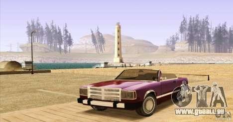 Feltzer HD v2 für GTA San Andreas