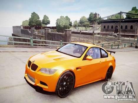 BMW M3 GT-S pour GTA 4