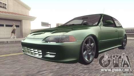 Honda Civic EG6 für GTA San Andreas