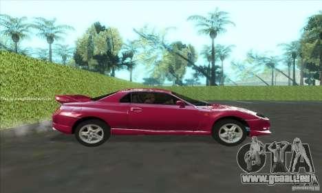 Mitsubishi FTO GP Version R 1998 für GTA San Andreas linke Ansicht