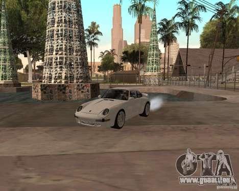 Porsche 911 Turbo 1995 pour GTA San Andreas