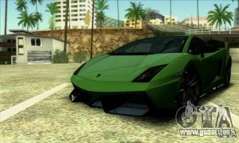 SA_gline v2.0 pour GTA San Andreas troisième écran