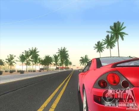 ENBSeries by LeRxaR v3.0 pour GTA San Andreas troisième écran