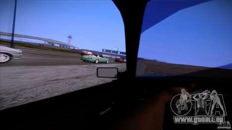 First Person Mod v2 pour GTA San Andreas deuxième écran
