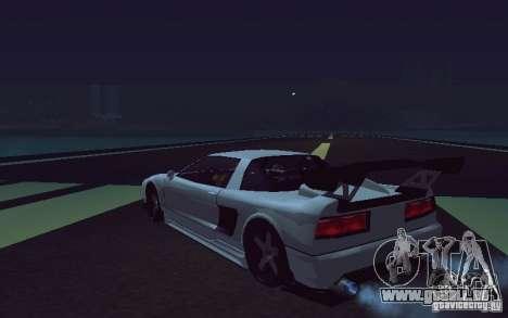 Infernus Tuning für GTA San Andreas linke Ansicht