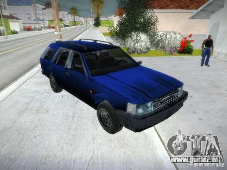 Nissan Bluebird Wagon für GTA San Andreas