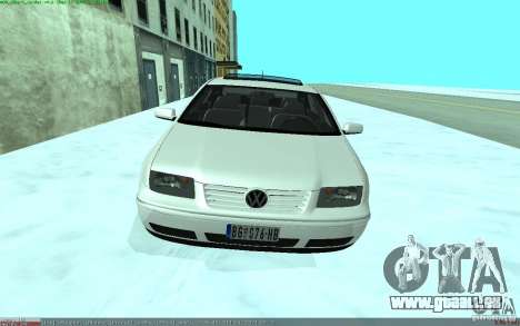 Volkswagen Bora 1.8 pour GTA San Andreas