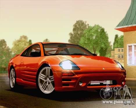 Mitsubishi Eclipse GTS 2003 für GTA San Andreas linke Ansicht
