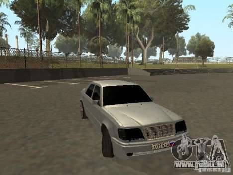 Mercedes-Benz E420 AMG pour GTA San Andreas