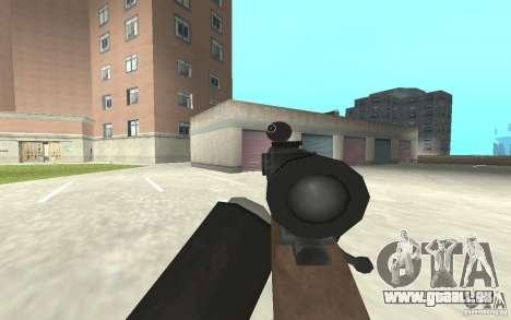 Nouvelle animation de GTA IV pour GTA San Andreas dixième écran
