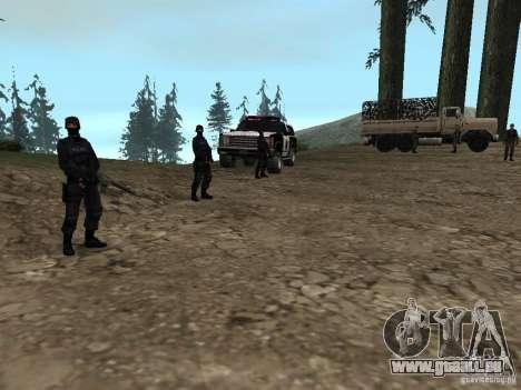 Drug Assurance für GTA San Andreas sechsten Screenshot