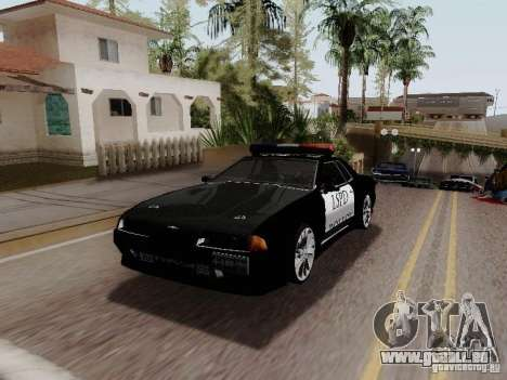 Elegy Police LS pour GTA San Andreas