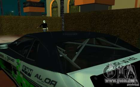 Elégie de PiT_buLL pour GTA San Andreas vue de droite