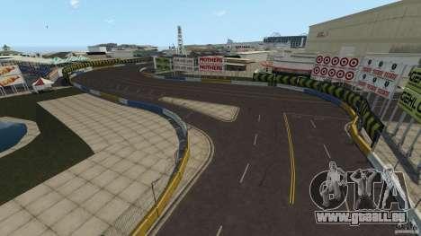 Long Beach Circuit [Beta] für GTA 4 weiter Screenshot