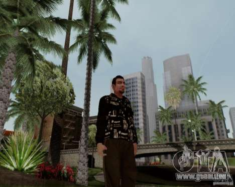 Roman für GTA San Andreas