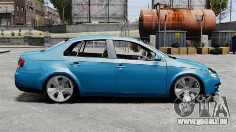 Volkswagen Jetta 2010 für GTA 4 linke Ansicht