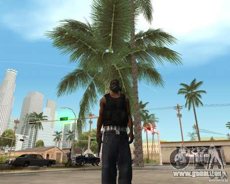 Robber pour GTA San Andreas