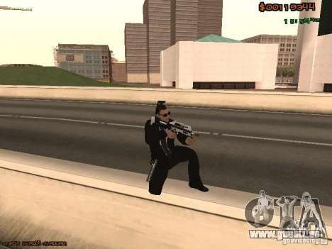 Gray weapons pack für GTA San Andreas her Screenshot